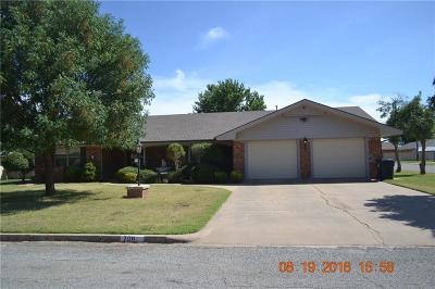 Anadarko Single Family Home For Sale: 708 W Colorado Avenue