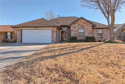 Oklahoma City OK Single Family Home Sold: $134,900