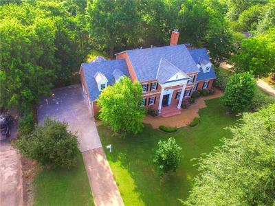 Norman Single Family Home For Sale: 2407 S Berry Road