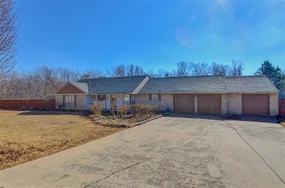 Choctaw Single Family Home For Sale: 13944 Whippoorwill
