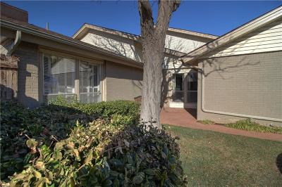 Oklahoma City Condo/Townhouse For Sale: 11342 Benttree Circle