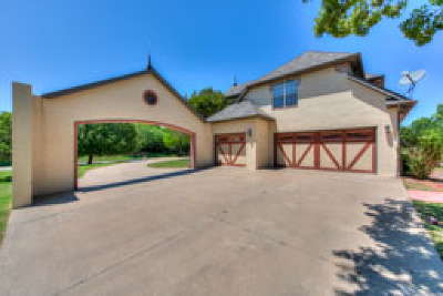 Edmond Single Family Home For Sale: 2016 Rockport Road