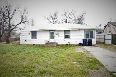 Oklahoma City Single Family Home For Sale: 3202 SW 27th Street