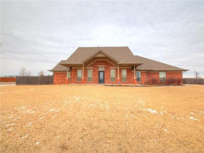 Tuttle Single Family Home For Sale: 4403 Frontier Lane