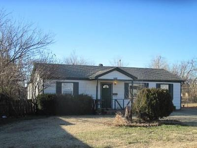 Del City Single Family Home For Sale: 4416 SE 38th