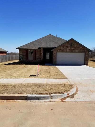 Chickasha Single Family Home For Sale: 3011 Alli