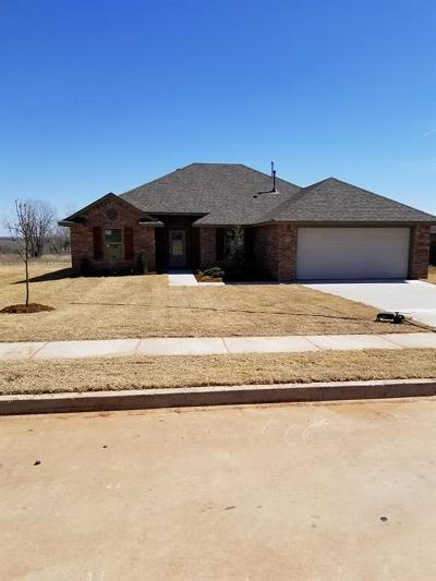 Chickasha Single Family Home For Sale: 3015 Alli