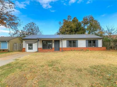 Warr Acres Single Family Home For Sale: 5921 NW 58th Terrace