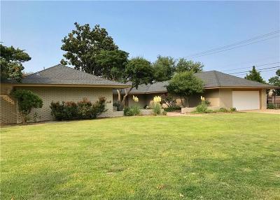 Oklahoma City OK Single Family Home For Sale: $309,000