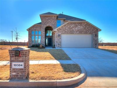 Oklahoma City Single Family Home For Sale: 14720 Gravity Falls Lane
