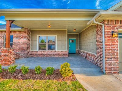 Yukon Single Family Home For Sale: 9209 NW 137th Street