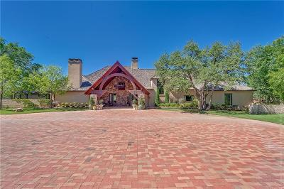 Nichols Hills OK Single Family Home For Sale: $3,185,000