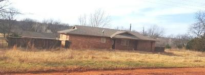 Lincoln County Single Family Home For Sale: 980509 S 3310 Road