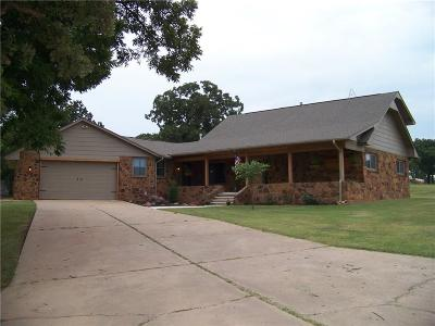 Lincoln County Single Family Home For Sale: 910074 S 3390 Road