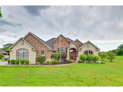 Oklahoma City Single Family Home For Sale: 15131 Bay Ridge Drive