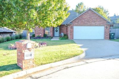 Midwest City OK Single Family Home For Sale: $162,900