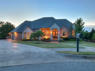 Edmond Single Family Home For Sale: 4317 Slate Bridge Road
