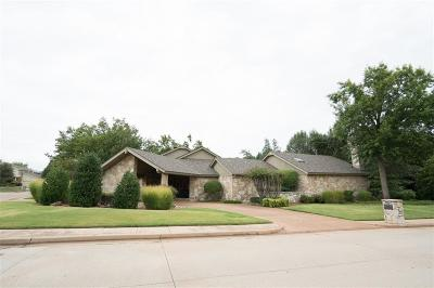 Edmond Single Family Home For Sale: 1103 Saint Andrews Drive
