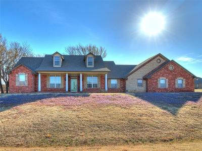Tuttle Single Family Home For Sale: 7207 Jacob Place