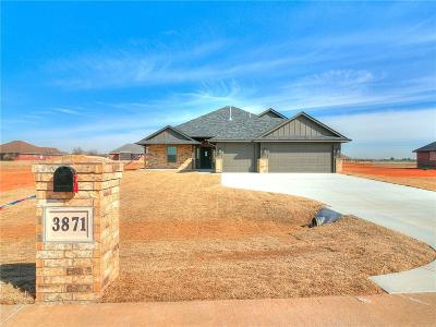 Piedmont OK Single Family Home For Sale: $210,900