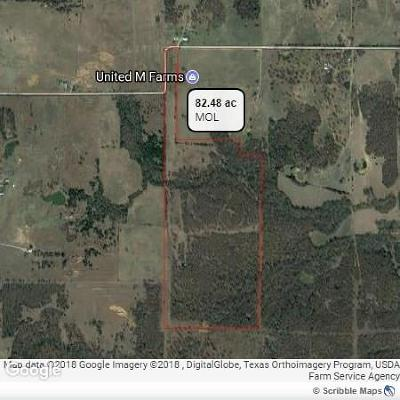 Stroud Residential Lots & Land For Sale: 358200 E 800 Road