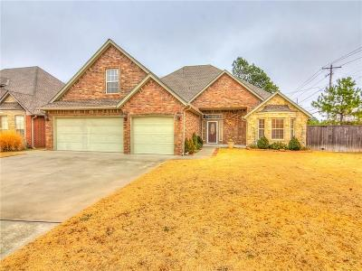 Midwest City OK Single Family Home For Sale: $279,900
