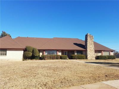 Altus OK Single Family Home For Sale: $319,000