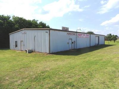 Chickasha Commercial For Sale: 448 Hwy 81