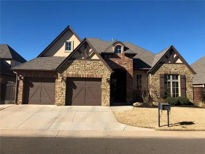 Single Family Home For Sale: 17121 Royal Troon Drive