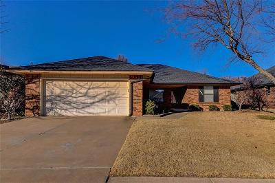 Oklahoma City Single Family Home For Sale: 1201 SW 132nd Place Place