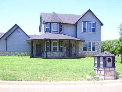 Sayre Single Family Home For Sale: 703 Hunter Lane