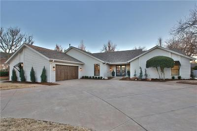 Oklahoma City Single Family Home For Sale: 3432 Red Rock Road