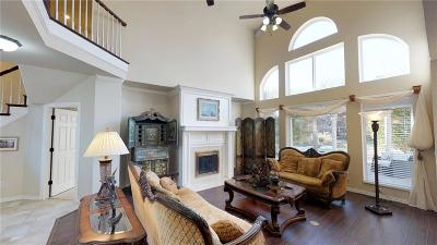 Guthrie Single Family Home For Sale: 7171 Harvey Road