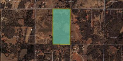 Luther Residential Lots & Land For Sale: 17300 E Sorghum Mill