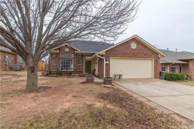 Norman OK Single Family Home For Sale: $155,000
