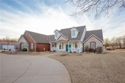 Norman Single Family Home For Sale: 31291 Santa Fe
