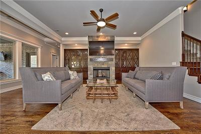 Edmond Single Family Home For Sale: 2424 Old Creek Road