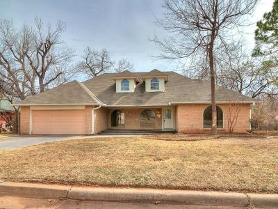 Oklahoma City Single Family Home For Sale: 4812 NW 62nd Terrace