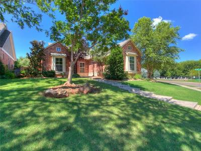 Lincoln County, Oklahoma County Single Family Home For Sale: 2341 Heavenly Drive
