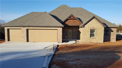 Guthrie Single Family Home For Sale: 12303 Deer Valley