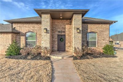 Oklahoma City Single Family Home For Sale: 8601 SW 66th Place