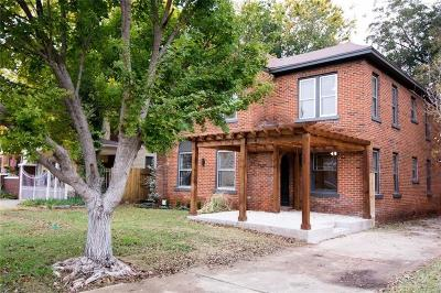 Oklahoma City Single Family Home For Sale: 725 NE 15th Street