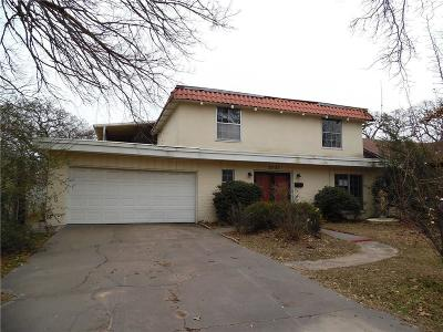 Bethany OK Single Family Home Sale Pending: $135,000