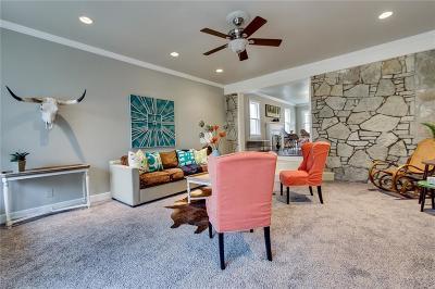 Oklahoma City Single Family Home For Sale: 1237 SW Binkley Avenue