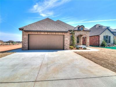 Choctaw OK Single Family Home For Sale: $252,000