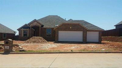 Norman Single Family Home For Sale: 3204 Wood Valley