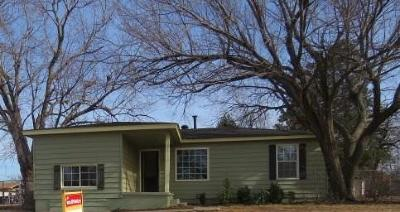 Midwest City Single Family Home For Sale: 1312 Marydale Avenue
