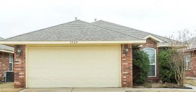 Moore Single Family Home For Sale: 3509 Liberty