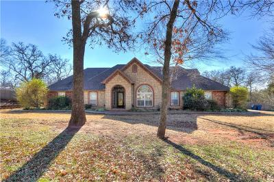 Blanchard OK Single Family Home For Sale: $355,000
