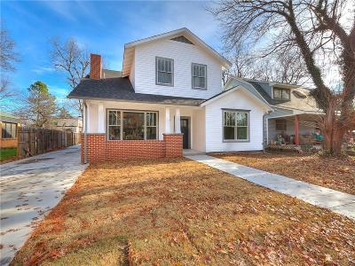 Norman Single Family Home For Sale: 477 College Avenue